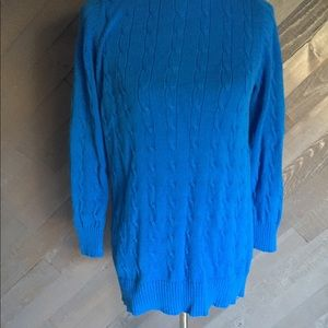 Woman Within Sweaters - Woman Within Blue Cardigan 💙💙💙